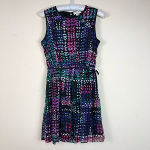Kate Spade New York Ruffle Back Dress 14 NWT